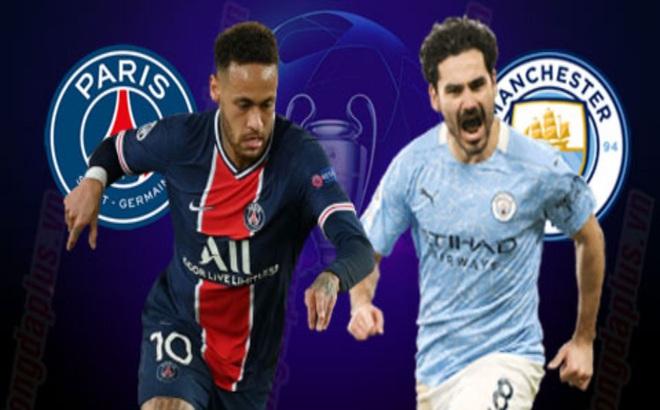 Nhận định bóng đá PSG vs Man City, 02h00 - 29/04| Champions League