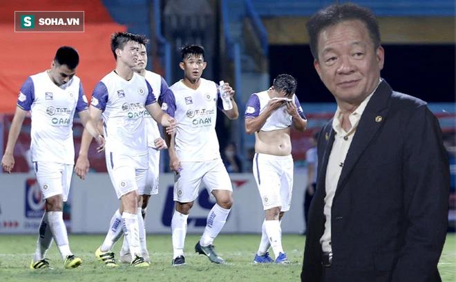 """Chuyên gia: """"Bầu Hiển phải xem xét lại chiến lược, việc tuyển trạch của Hà Nội FC đã sai lầm"""""""