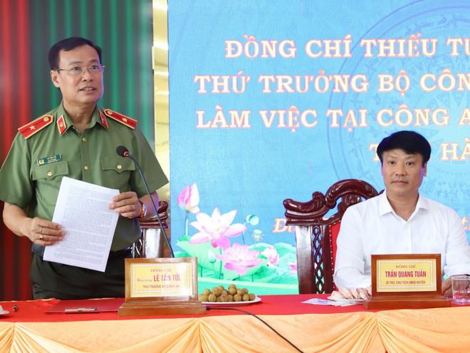 27 tướng lĩnh, sỹ quan công an ứng cử đại biểu Quốc hội khóa mới - Ảnh 3.