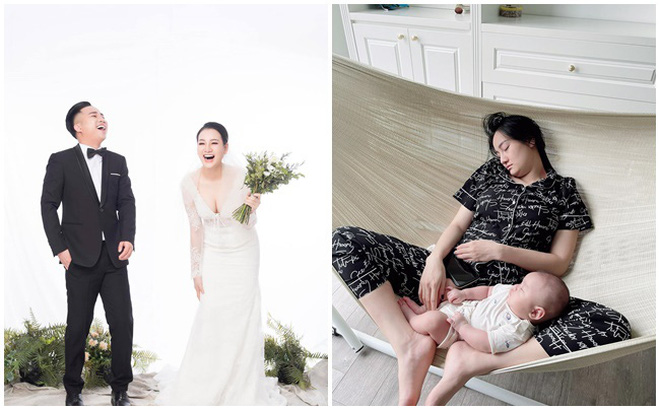 """Hữu Công xót xa nói về vợ: """"Em phải chịu 300 mũi tiêm trong suốt thai kỳ để giữ được con, bụng đã thâm tím, chai lì"""""""