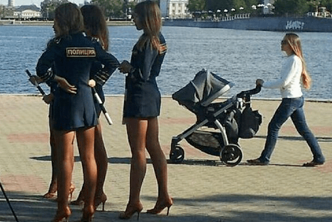 Cười nghiêng ngả với loạt ảnh hài hước chỉ có thể là nước Nga (P4) - Ảnh 1.