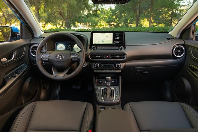 Ô tô Hyundai 600 triệu lộ diện đẹp long lanh, nâng cấp dằn mặt Kia Seltos, Honda HR-V - Ảnh 3.