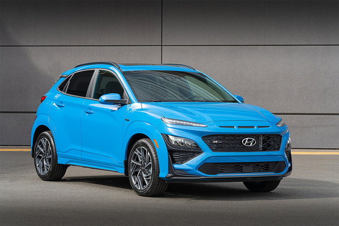 Ô tô Hyundai 600 triệu lộ diện đẹp long lanh, nâng cấp dằn mặt Kia Seltos, Honda HR-V - Ảnh 2.
