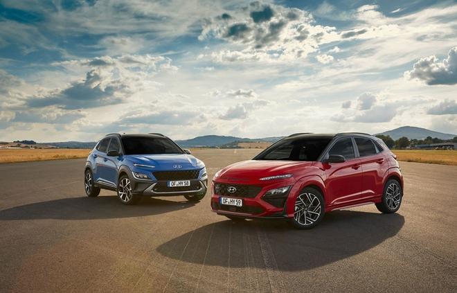 Ô tô Hyundai 600 triệu lộ diện đẹp long lanh, nâng cấp dằn mặt Kia Seltos, Honda HR-V - Ảnh 1.