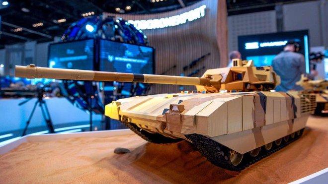 Báo Nga: Từng được tung hô nhiệt liệt, vì sao tăng T-14 Armata dần đi vào quên lãng? - Ảnh 2.