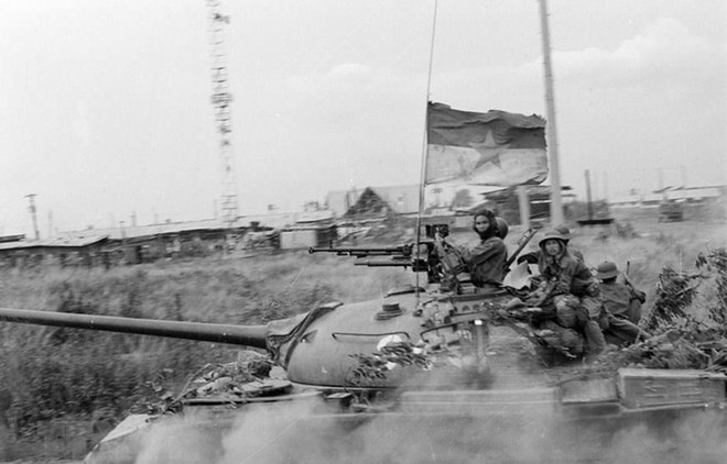 Đập tan chốt chặn Nước Trong, thần tốc giải phóng Sài Gòn: Những giờ phút cam go, khốc liệt - Ảnh 2.