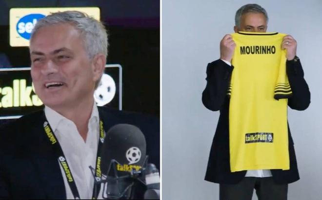 Jose Mourinho chính thức có công việc mới sau khi bị Tottenham sa thải