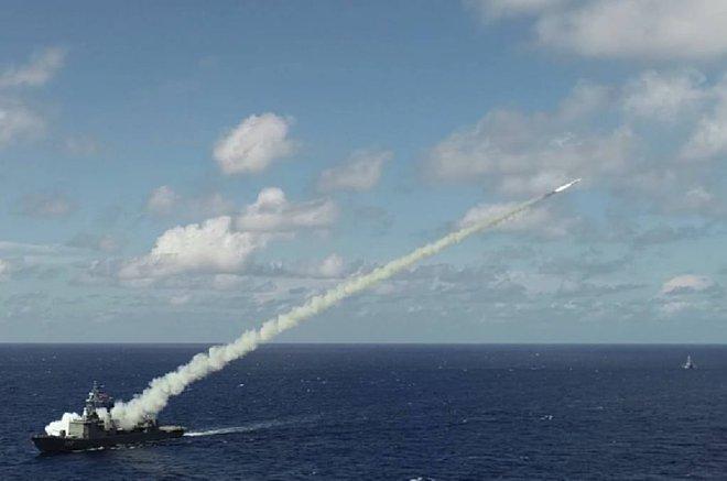 Tên lửa Harpoon – sát thủ diệt hạm uy lực của Hải quân Mỹ - Ảnh 1.