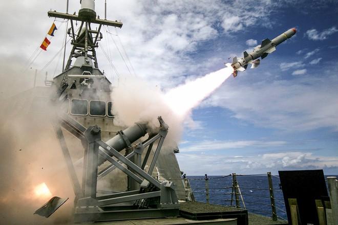 Tên lửa Harpoon – sát thủ diệt hạm uy lực của Hải quân Mỹ - Ảnh 2.