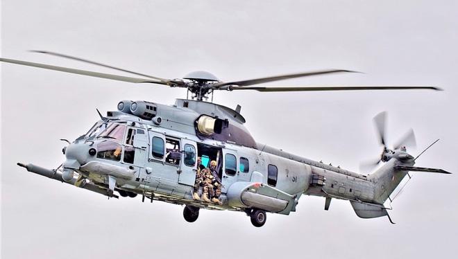 Khám phá trực thăng H225M Singapore mới tậu từ châu Âu - Ảnh 1.