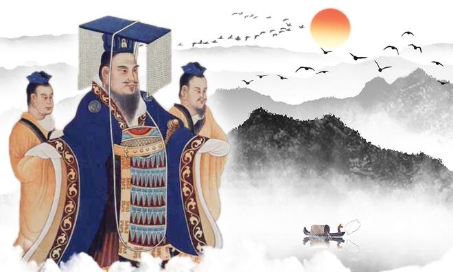4 hoàng đế có khí chất bá vương nổi bật nhất trong lịch sử Trung Quốc 001