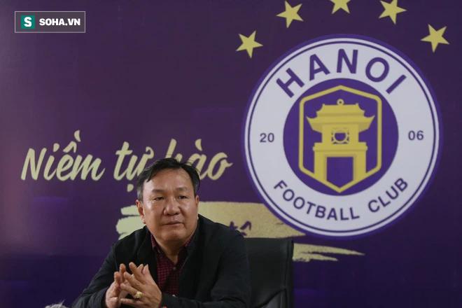 Tướng mới của Hà Nội FC không e ngại cách biệt với HAGL, quyết tâm giữ mục tiêu vô địch - Ảnh 1.