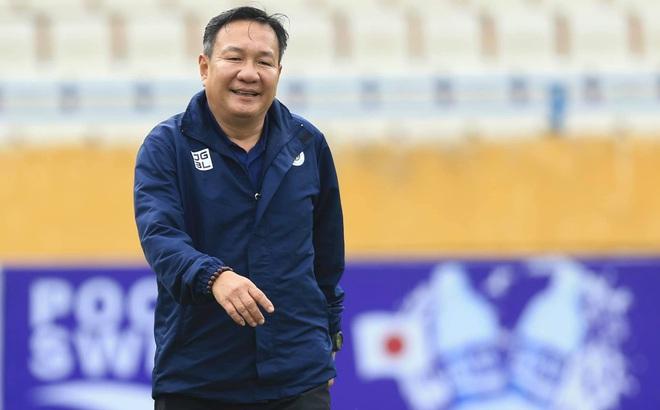 Tướng mới của Hà Nội FC không e ngại cách biệt với HAGL, quyết tâm giữ mục tiêu vô địch