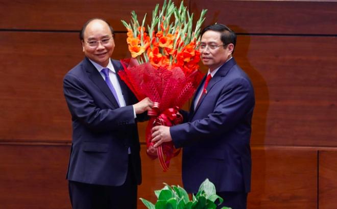 Lãnh đạo các nước chúc mừng tân lãnh đạo Việt Nam