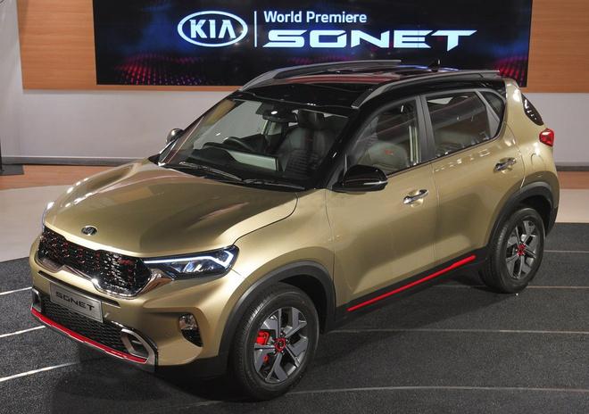 Lộ diện mẫu xe mới của Kia, đấu với Mitsubishi Xpander, giá khoảng 346 triệu đồng - Ảnh 5.