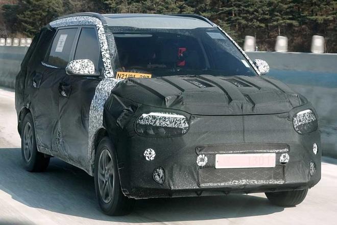 Lộ diện mẫu xe mới của Kia, đấu với Mitsubishi Xpander, giá khoảng 346 triệu đồng - Ảnh 3.