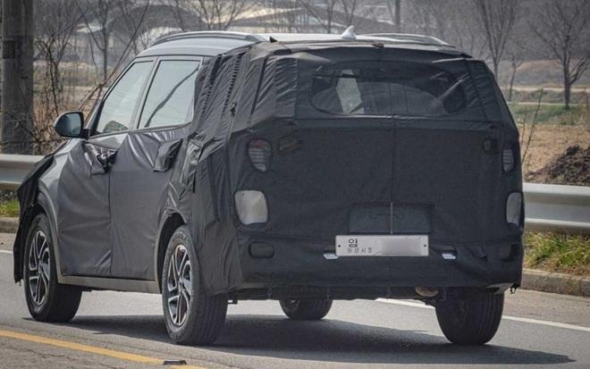 Lộ diện mẫu xe mới của Kia, đấu với Mitsubishi Xpander, giá khoảng 346 triệu đồng - Ảnh 4.
