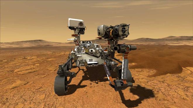 Hành trình lịch sử tới chuyến bay trực thăng đầu tiên trên sao Hỏa - Ảnh 2.