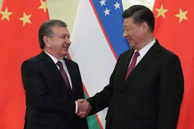 Bị bài xích ở Kazakhstan, TQ quay sang trọng vọng Uzbekistan: Nhưng tránh vỏ dưa rồi lại gặp vỏ dừa? - Ảnh 2.