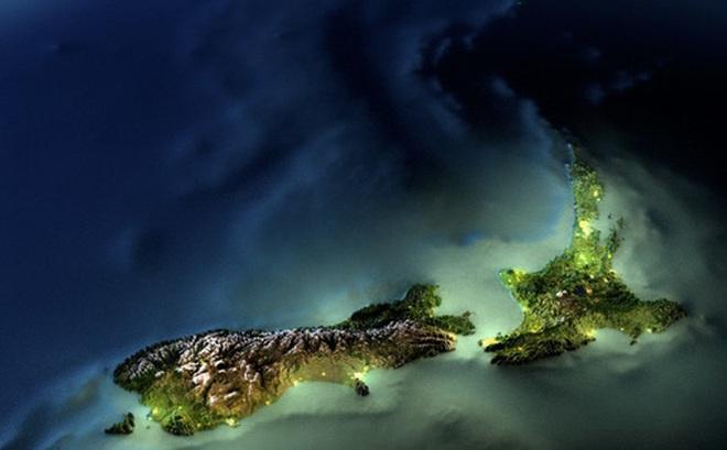 Khám phá ranh giới ẩn của lục địa 'mất tích' thứ 8, đang chìm sâu hàng nghìn mét dưới đáy Thái Bình Dương