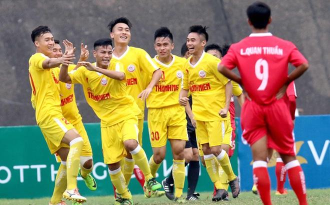 Kết quả U19 Quảng Nam vs U19 Hà Nội: Giành vé nhọc nhằn