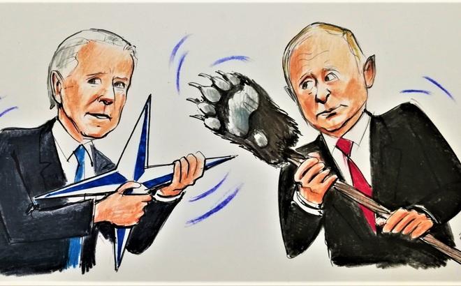 """Donbass """"căng như dây đàn"""": Nga, Mỹ đối thoại khẩn sau 1 thông tin về cuộc tập trận của NATO"""