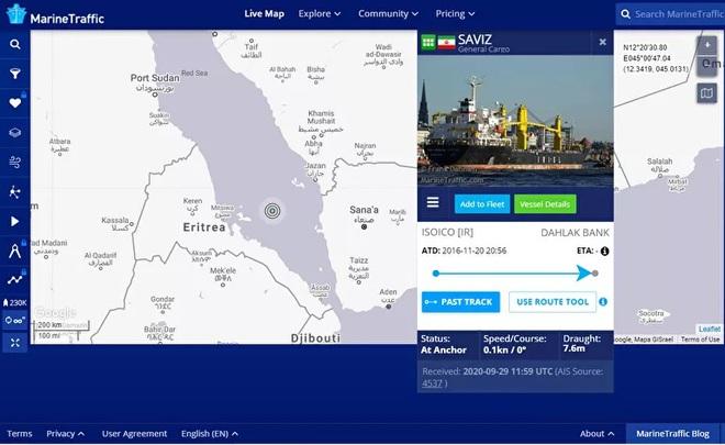 NÓNG: Thông tin mới nhất vụ tàu chỉ huy đặc chủng của Iran bị tấn công - Tàu sân bay Mỹ di chuyển khẩn cấp - Ảnh 1.