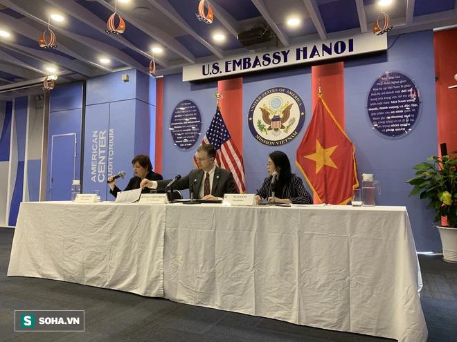 Đại sứ Kritenbrink: Tổng thống Biden cho rằng ủng hộ Việt Nam vững mạnh, thịnh vượng, độc lập là lợi ích của Mỹ - Ảnh 1.