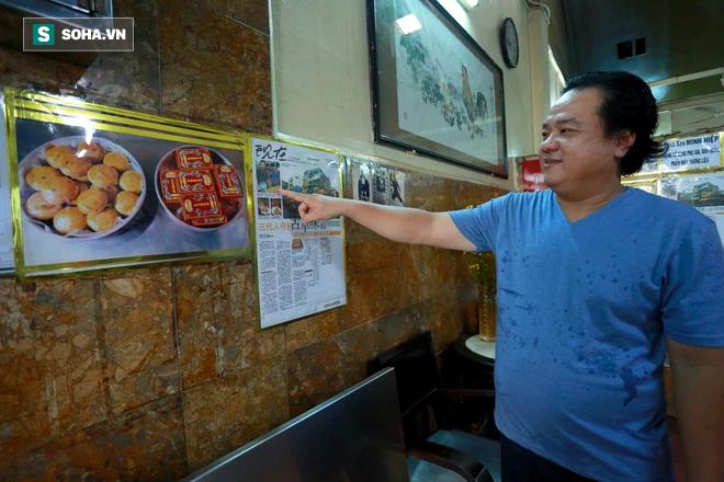Ông chủ người Hoa của tiệm bánh độc nhất vô nhị Sài Gòn: Ở Việt Nam giờ không ai làm theo cách của người Tiều nữa - Ảnh 3.