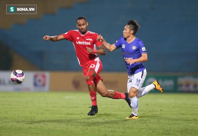 Chuyên gia Vũ Mạnh Hải: Thành Lương, Tấn Tài và Quang Hải đã gánh cả đội Hà Nội FC - Ảnh 1.