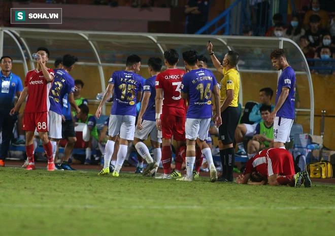 Chuyên gia Vũ Mạnh Hải: Thành Lương, Tấn Tài và Quang Hải đã gánh cả đội Hà Nội FC - Ảnh 2.
