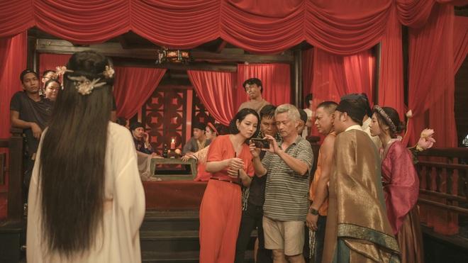 Mai Thu Huyền: Bố tôi nói phim con làm tốn vài triệu USD, nếu thiếu tiền, bố bán đất cho con - Ảnh 5.