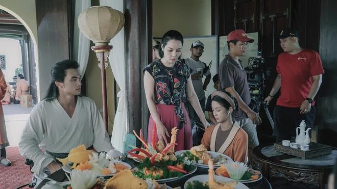 Mai Thu Huyền: Bố tôi nói phim con làm tốn vài triệu USD, nếu thiếu tiền, bố bán đất cho con - Ảnh 6.