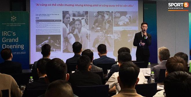 Cầu thủ Việt đá chéo sân thành các Chủ tịch mới trên thương trường - Ảnh 3.