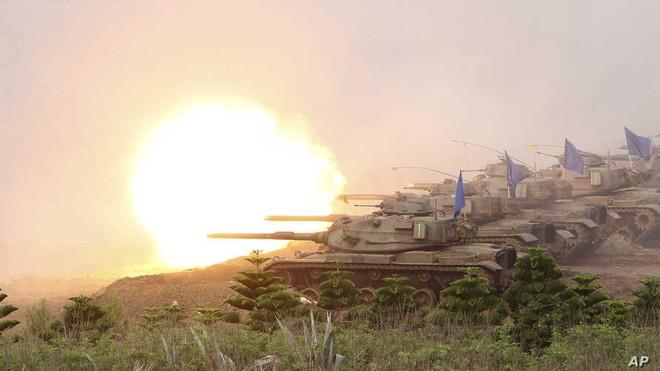 Nhân tố bất ngờ muốn can thiệp quân sự nếu Đài Loan bị tấn công: Trung Quốc trở tay có kịp? - Ảnh 2.