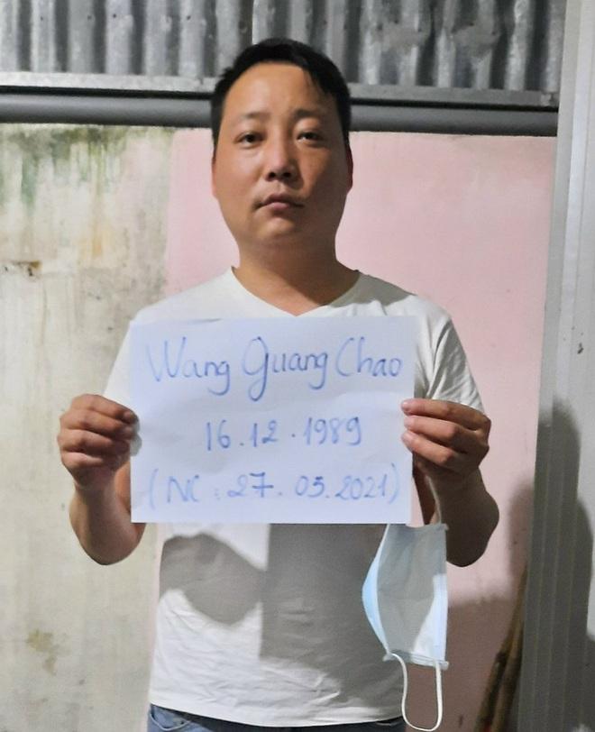 An Giang bắt 4 người Trung Quốc lọt qua cửa khẩu ở phía Bắc nhiều ngày - Ảnh 4.