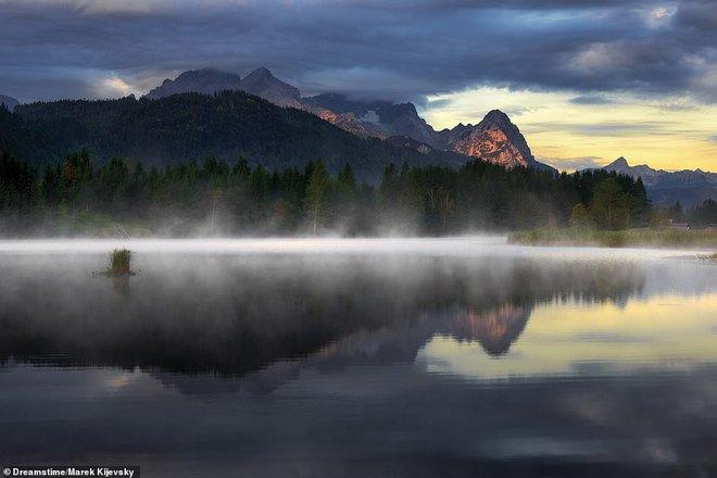 Những bức ảnh đẹp đến nghẹt thở, cho thấy sức mạnh khủng khiếp của Mẹ Thiên nhiên 009