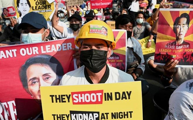 """Chuyên gia Anh: Cách tiếp cận """"không can thiệp"""" tại Myanmar có thể khiến Trung Quốc gặp họa?"""