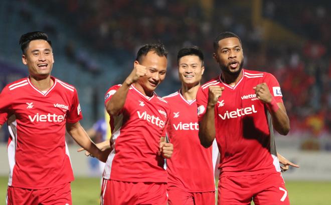 [Kết thúc] Hà Nội FC vs Viettel: Bàn thắng xuất thần của Trọng Hoàng là đủ để vùi dập CLB Hà Nội