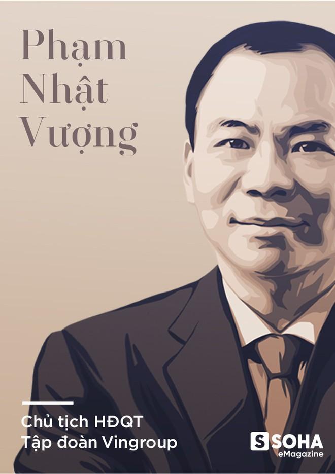 Hành trình Vingroup trở thành khổng lồ còn ông Phạm Nhật Vượng từ vua bán mì tôm thành tỷ phú đô la - Ảnh 1.