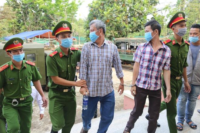 Xét xử trùm xăng giả Trịnh Sướng cùng 38 đồng phạm - Ảnh 1.