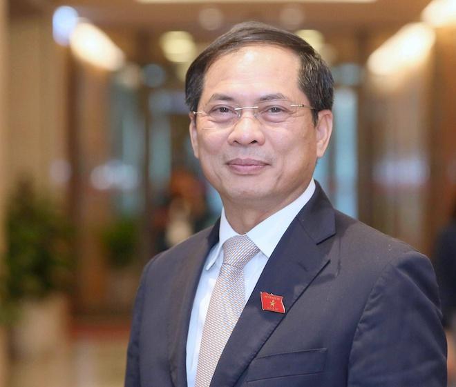 Chính thức phê chuẩn tân Phó Thủ tướng Lê Minh Khái, Lê Văn Thành, Bộ trưởng Quốc phòng Phan Văn Giang - Ảnh 11.
