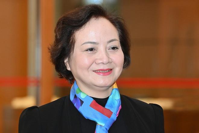 Chân dung 3 nữ lãnh đạo phụ trách cao nhất ngành tổ chức cán bộ của Đảng, Quốc hội, Chính phủ - Ảnh 4.