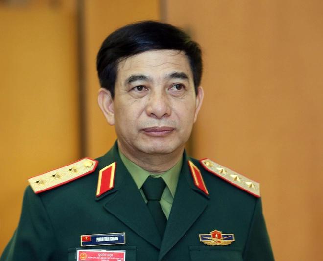 Chính thức phê chuẩn tân Phó Thủ tướng Lê Minh Khái, Lê Văn Thành, Bộ trưởng Quốc phòng Phan Văn Giang - Ảnh 3.