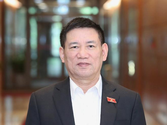 Chính thức phê chuẩn tân Phó Thủ tướng Lê Minh Khái, Lê Văn Thành, Bộ trưởng Quốc phòng Phan Văn Giang - Ảnh 10.