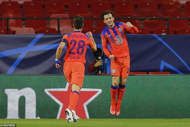 Porto 0-2 Chelsea: The Blues đặt 1 chân vào bán kết - Ảnh 2.
