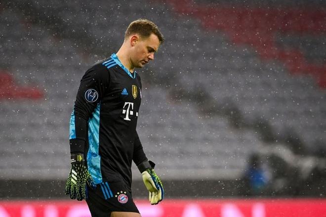 Thua đau PSG, Bayern lỡ cơ hội cân bằng kỷ lục của MU - Ảnh 2.