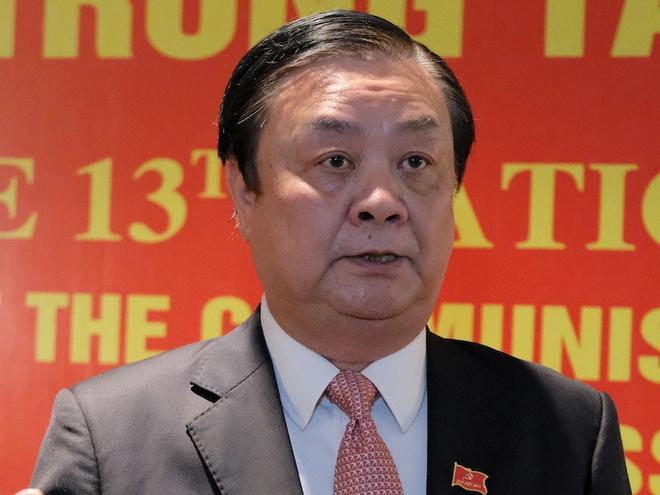 Chính thức phê chuẩn tân Phó Thủ tướng Lê Minh Khái, Lê Văn Thành, Bộ trưởng Quốc phòng Phan Văn Giang - Ảnh 5.