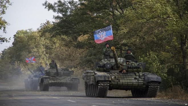 Chiến tranh Donbass 2.0: Hàng trăm tăng Ukraine sẽ bốc hơi trước khi đối mặt T-72B3 Nga? - Ảnh 3.
