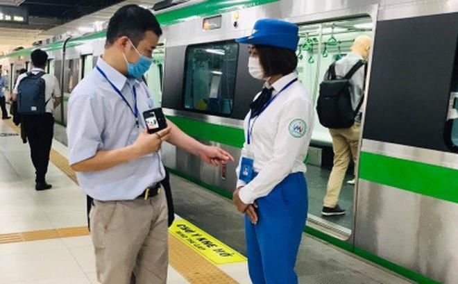 Tàu Cát Linh-Hà Đông chạy từ 5 giờ sáng đến 23 giờ đêm, giá vé cao nhất 15.000 đồng